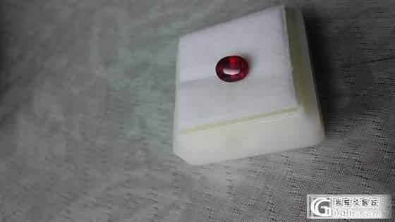 求高人帮我看看红宝石什么产地,如开GRS大概什么色_红宝石