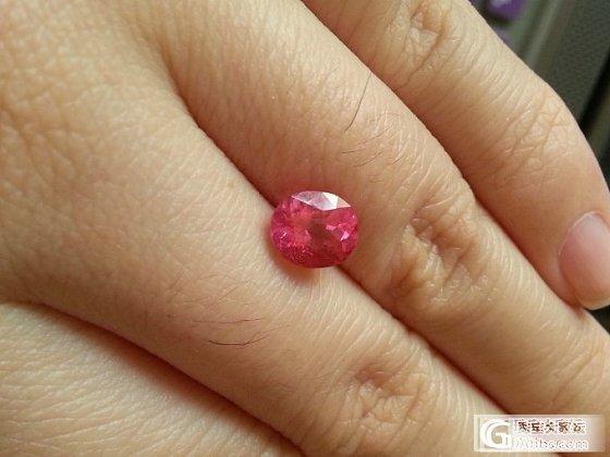 又买了一颗mahenge尖晶_尖晶石刻面宝石