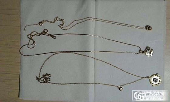 开大仓 转翡翠镯 戒指 钻石项链 各种k金项链和吊坠_珠宝