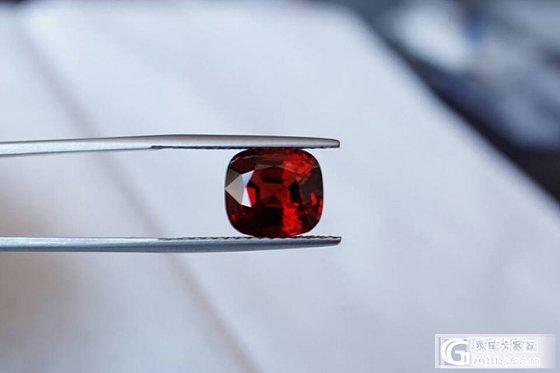 【Mgems微信mikiqiu】已售 红尖晶石 4.98克拉 去开grs 9月出证书_博物馆