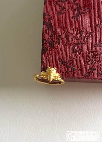 转小蜜蜂戒指,时间截止到7月9日下午2点。。。戒指昨天傍晚刚收到的。。。_金