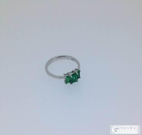 小绿成品戒_宝石