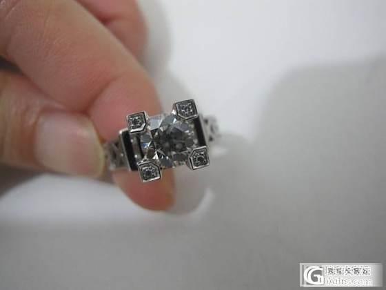转 【已预定】1.05克拉白金钻戒 H色 VVS2 3EX 无荧光无奶咖 GIA证书 另转卡地亚_钻石