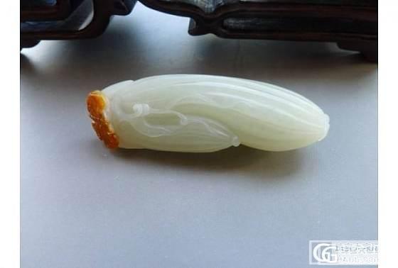 1212特惠价 老红油皮蝴蝶福瓜_传统玉石