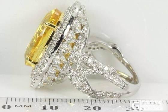 17.2ct黄色蓝宝石求估价_蓝宝石