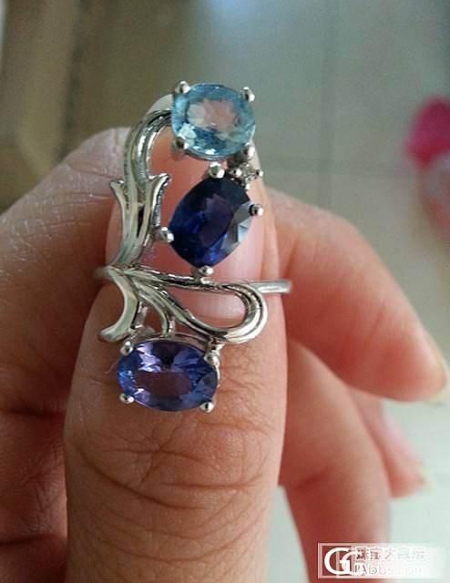 桑蓝蓝,海蓝蓝..._海蓝宝刻面宝石
