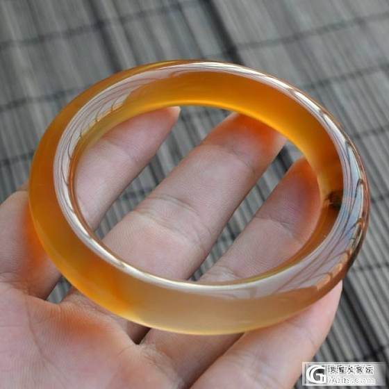 海洋玉髓圆条,53mm_玛瑙