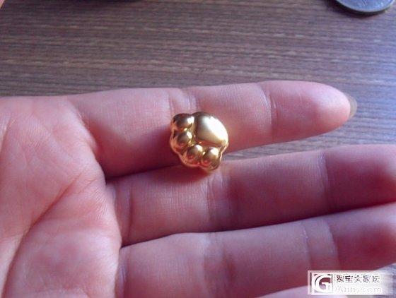 3D硬金:小萌掌转出_金