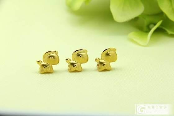 █一些闲置的3D硬金转运珠,hellokitty,马上有钱,爱心拉丝,三条尾巴的金鱼等█_金