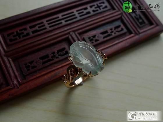 【十月】貔貅戒指 售价:1580_十月花嫁翡翠