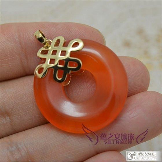 【蕴之安珠宝镶嵌】精工玉扣镶嵌,喜欢的可定制哦_镶嵌珠宝