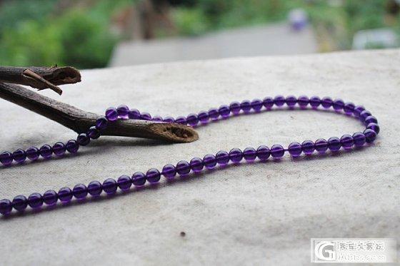 7.25特价 6MM青金石半成品 紫水晶半成品、_青金石福利社水晶