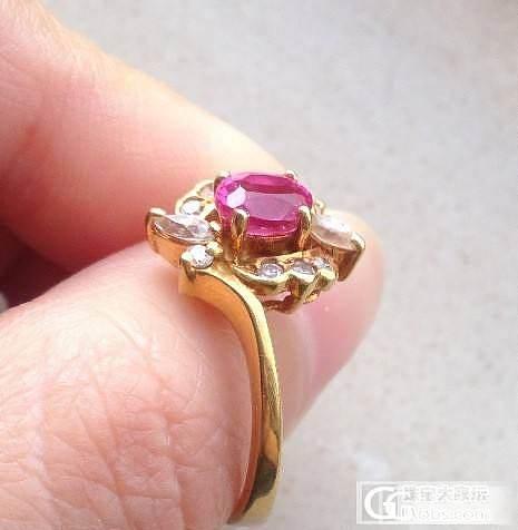 麻烦大家帮我看看这个戒指上镶嵌的石头是碧玺吗?_碧玺刻面宝石