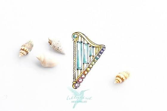 ~~开个长篇帖,记录自己的珠宝设计成长历程,希望大家多提意见~~~...._工艺