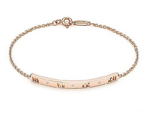 怎么把Tiffany手镯链 变成 手镯?_手链金