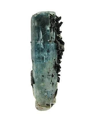 刚拿到的海蓝宝原石欣赏_海蓝宝