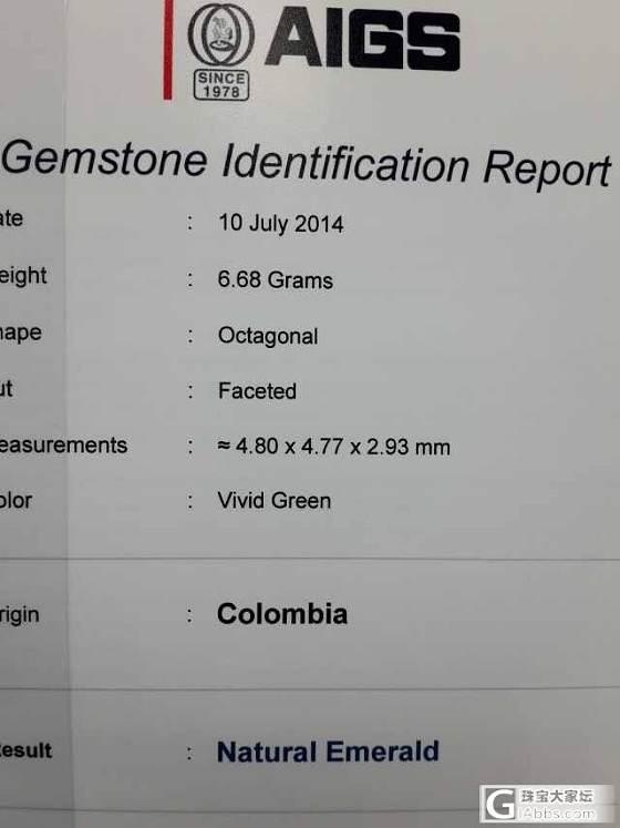 【Mgems微信mikiqiu】1.15克拉哥伦比亚无油祖母绿2万vivigreen戒指_博物馆