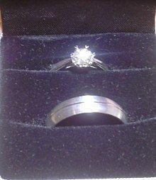 我的一世珍藏——婚戒_钻石