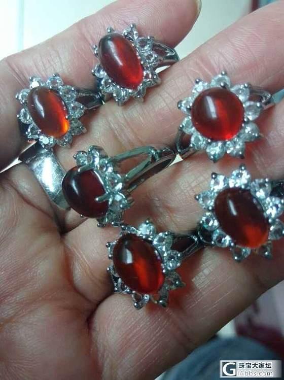 观感美艳的缅甸天然琥珀_有机宝石