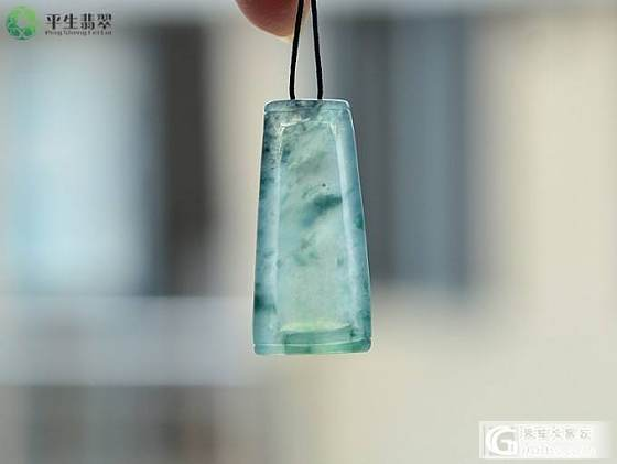 【平生翡翠】140823002 冰飘花竹节 售价:1000元_平生翡翠