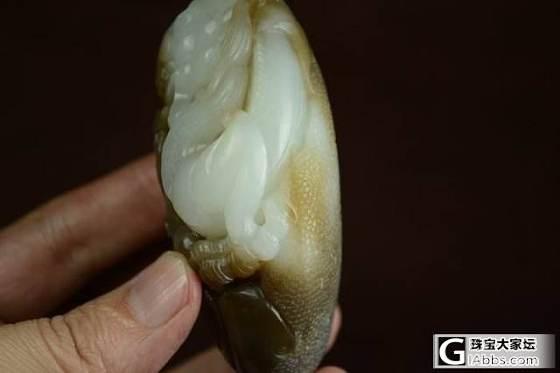 和田玉 保真 支持复检 精工大气糖白分明油润糖白玉必定成龙把件_传统玉石
