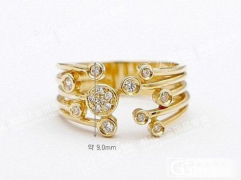 有没有人可以做这款戒指啊_珠宝