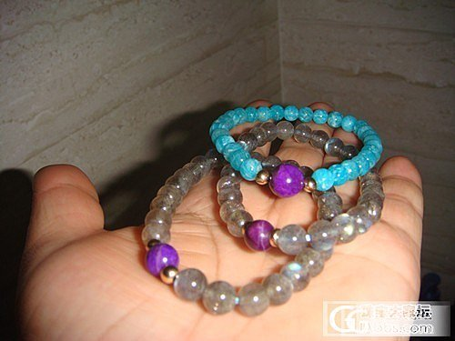 舒俱来裸石,天河,拉长+舒俱来珠珠手链_宝石