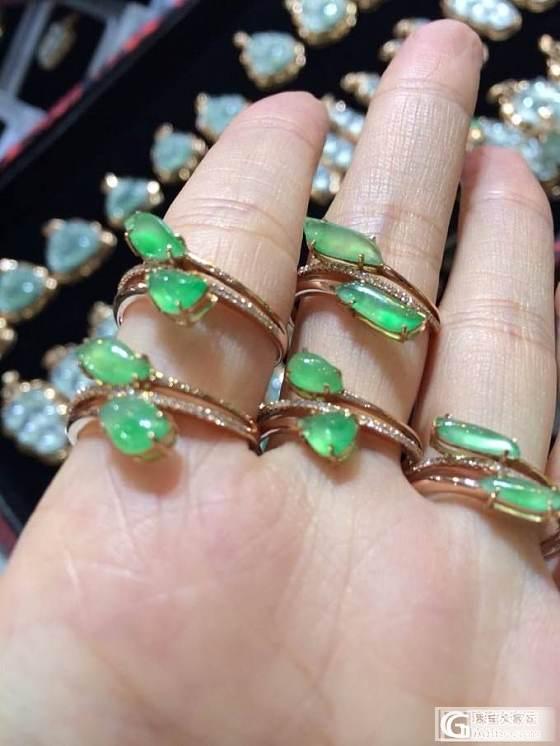 朋友的几个戒指_珠宝