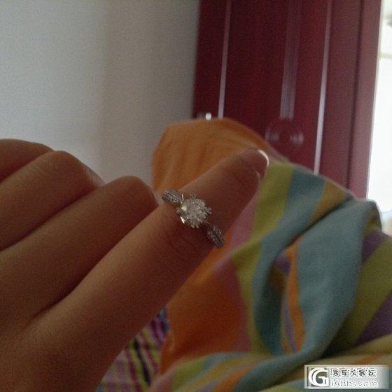 首秀 第一枚钻戒_钻石