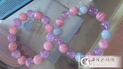 新入的两个珠子 懂得给看看_宝石