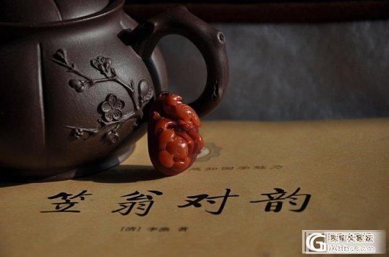 段段家   近期的南红苏工件_展会珠宝