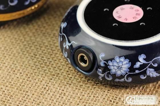 【稀饭香铺】云水谣高级电子充电式品香炉 可调温便携式品香炉~_文玩
