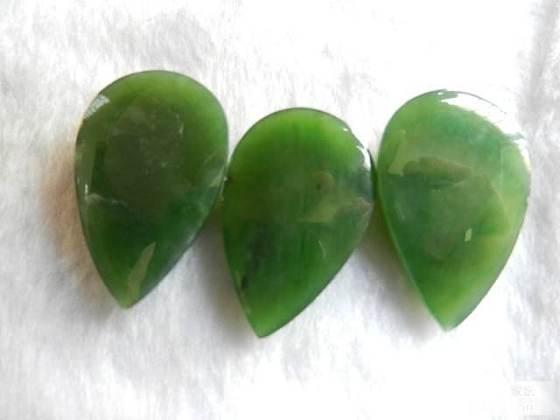 【圣玉堂】和田玉 正品保真 男女款 支持复检 包邮 老坑 阳绿 碧玉挂坠_传统玉石