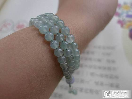 【佳人美玉】种好起光的项链【已出】_翡翠