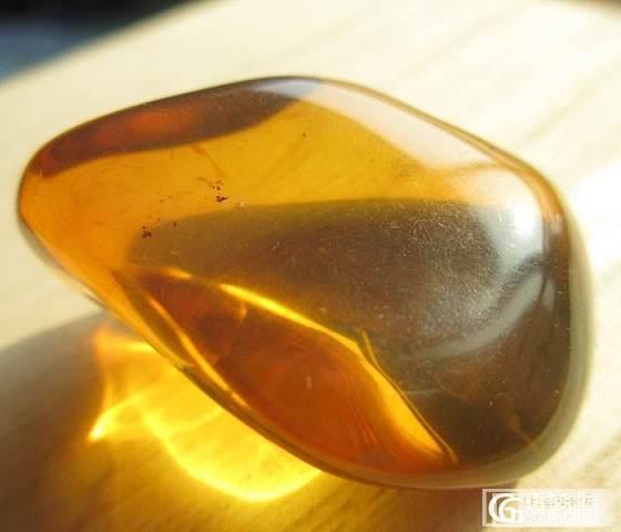 出让:【纯天然琥珀】缅甸琥珀 缅甸金珀裸石吊坠_有机宝石