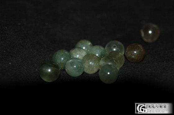 出一堆8mm左右的散珠一堆300元全包_宝石