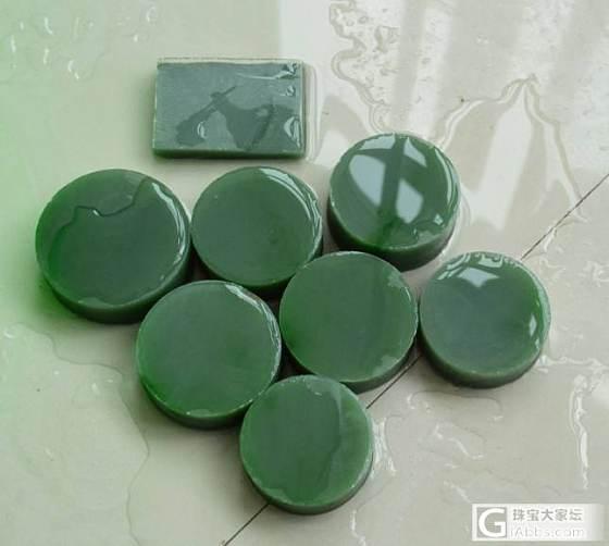 碧玉镯子芯几个_传统玉石