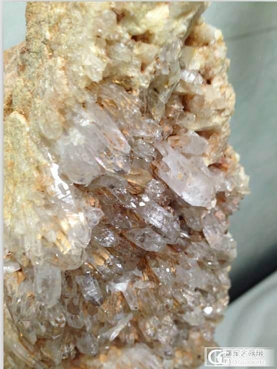 求高手鉴定这块水晶价格!!_宝石