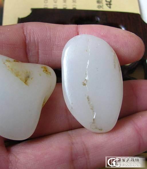 【新疆的猫】12.4克,细糯好形羊脂白玉籽观音,9120元_传统玉石