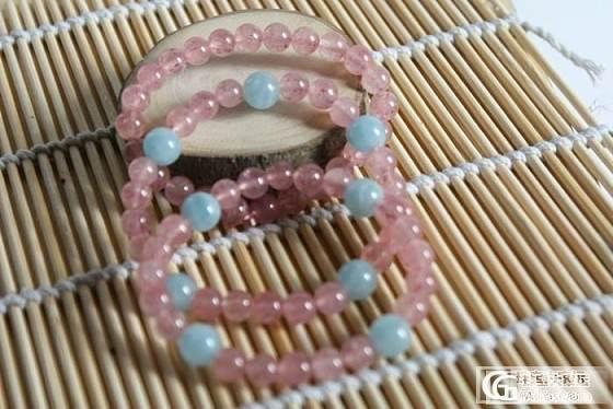 彩月光、海蓝宝、天河石、草莓晶。。晒晒。店里各种宝贝低价地板价~_宝石