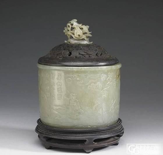 转点台北故宫博物院的馆藏,大家品鉴下_和田玉