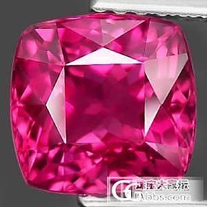 这颗尖晶可以入吗?_尖晶石刻面宝石