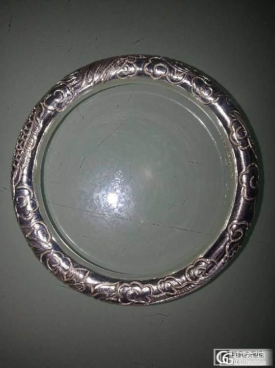 晒镯镯咯_手镯银