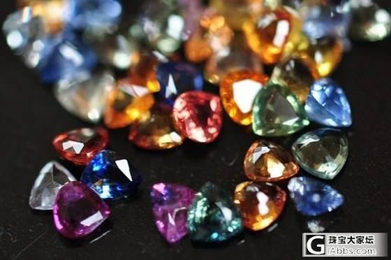 很小很小的那些_蓝宝石