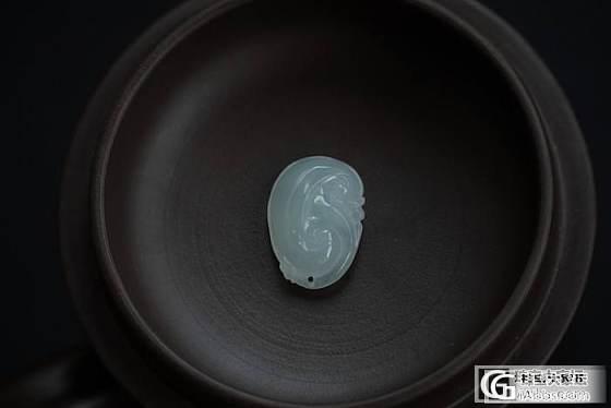 玉夫人珠宝  翡翠小如意 特价160元_翡翠