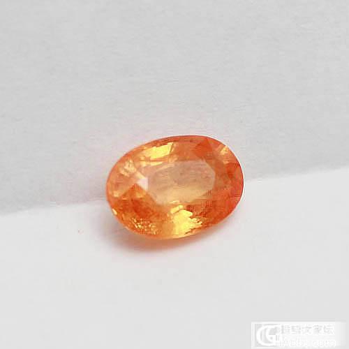 芬达橙2.3-3.3克拉,地板价出400/个~~_宝石