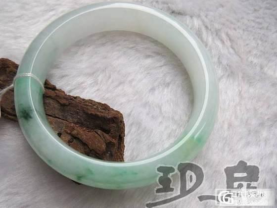 【无艳·扉玥】3.28 靓种带阳绿肥福镯 、 豆种肥绿豆_翡翠
