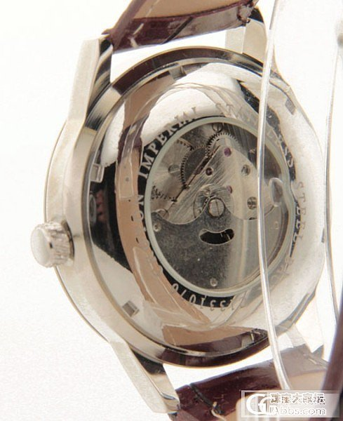 美国打折季抢购的CROTON男士机械手表_珠宝