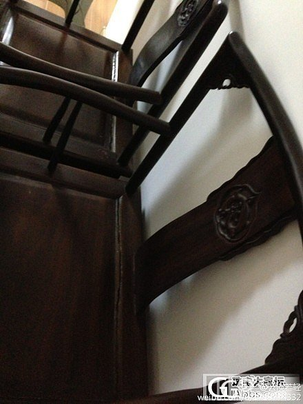 (补清晰图片了)阴沉木家具。。。欢迎大家拍砖_木