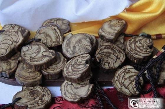 【香缘木艺】印尼加里曼丹天然野生沉香(平安无事)素牌手把件、挂件_文玩